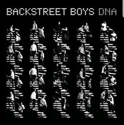 The New Album DNA by Backstreet Boys -CD- Released 1/25/2019 - Free Shipping!!