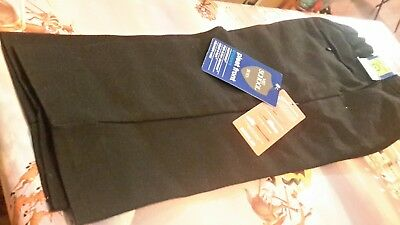 Boys School Trousers Age 2-3 New With Tags Black Marks And Spencer
