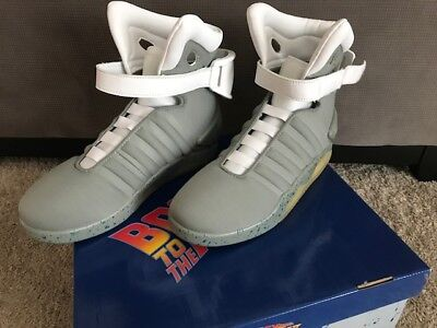 low cost 63575 5947b Back To The Future II Air Mag Men s Size 11 Universal Studios Licensed