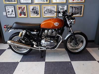 ROYAL ENFIELD INTERCEPTOR 650cc CLASSIC TWINS. In stock Now