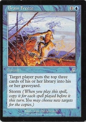 Tendrils of Agony Scourge NM-M Black Uncommon MAGIC THE GATHERING CARD ABUGames