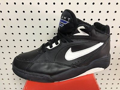 size 40 2fc30 8f33a Vintage Nike AIR SONIC FLIGHT MID Basketball Shoes. Two Sizes. Shipping Inc