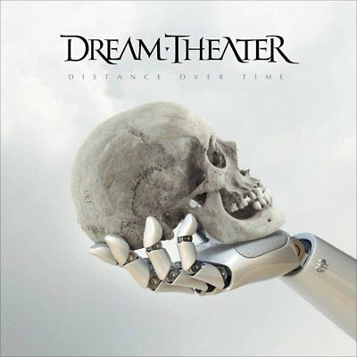 Dream Theater - Distance Over Time - CD - NEW ALBUM - PRE- ORDER 22.02.2019