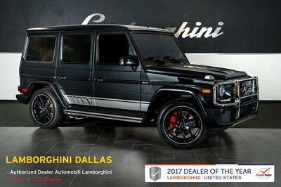 """2016 Mercedes-Benz G65 AMG  G65 AMG+NAV+RR CAM+ 20"""" AMG WHLS+HEATED/COOLED SEATS+ENTERTAINMENT"""