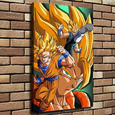 """12/""""x18/""""Dragon Ball HD Canvas prints Painting Home Decor Picture Room Wall art"""