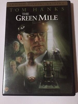 The Green Mile (DVD, 2006, 2-Disc Set) Tom Hanks. Special Edition
