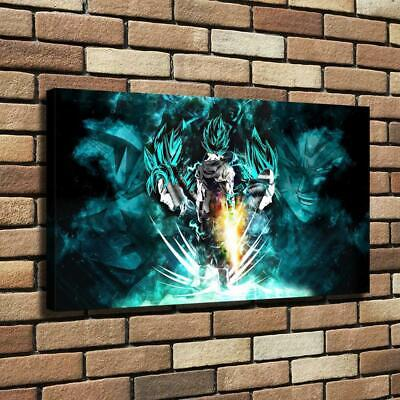 Dragon Ball Z HD Canvas Print Painting Home Decor room Wall Art Picture 124791