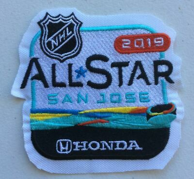 2019 Nhl All Star Game Patch San Jose Sharks Now Available Puck Program In Store