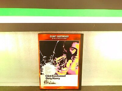 Clint Eastwood Collection Dirty Harry on DVD