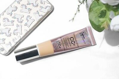 IT Cosmetics YOUR SKIN BUT BETTER CC+ Cream Illumination With SPF 50+ Brand NEW