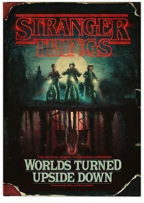 Stranger Things: Worlds Turned Upside Down:  by Gina McIntyre New Hardcover Book