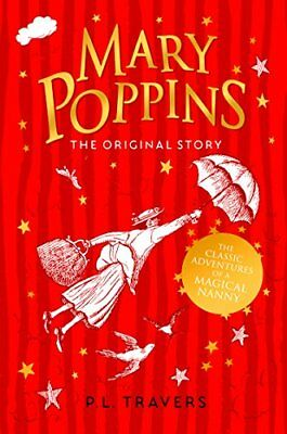 Mary Poppins: The Original Story by P. L. Travers New Paperback Book