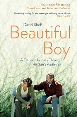 Beautiful Boy: A Father's Journey Through His  by David Sheff New Paperback Book