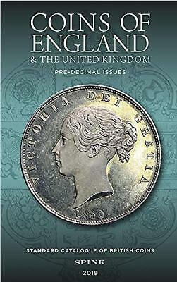 Coins of England & The United Kingdom (2019) by  New Hardcover Book