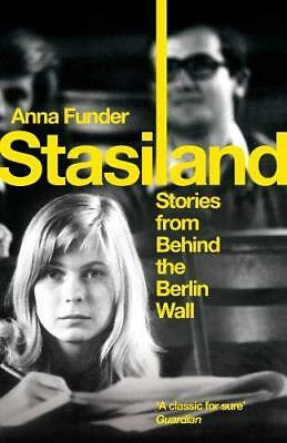 Stasiland: Stories from Behind the Berlin Wall by Anna Funder New Paperback Book