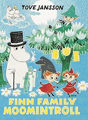 Finn Family Moomintroll (Moomins Collectors'  by Tove Jansson New Hardcover Book