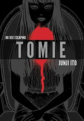 Tomie Complete Deluxe Edition by Junjilto New Hardcover Book
