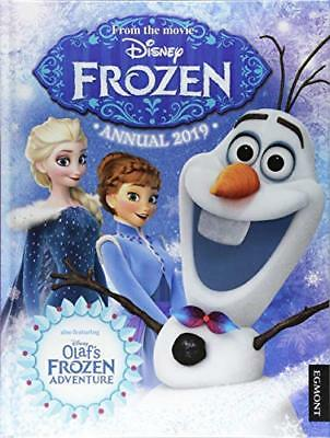 Disney Frozen Annual 2019 (Annuals 20 by Egmont Publishing UK New Hardcover Book