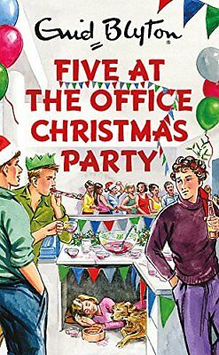 Five at the Office Christmas Party (Enid Bly by Bruno Vincent New Hardcover Book