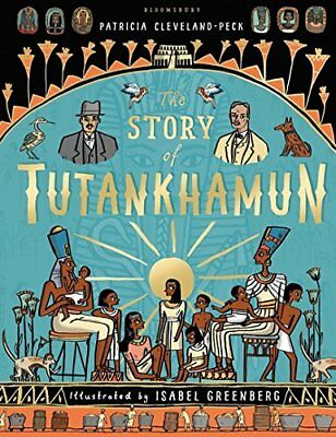 The Story of Tutankhamun by Patricia Cleveland-P New Hardcover Book