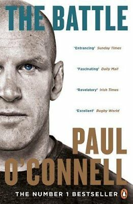 The Battle by Paul O'Connell New Paperback Book