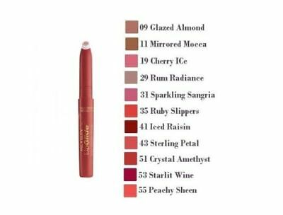 Revlon Lipglide Lip Color Gloss Choose Your Shade New