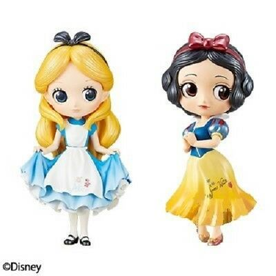 Q posket Disney Characters Special Coloring vol.1 Figure Alice Snow White W/T