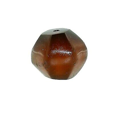 (2408) Ancient  Agate Bead from China-Tibet,  唐朝