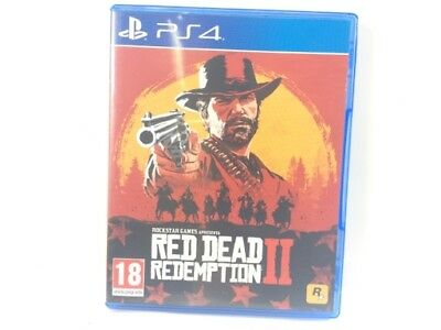 Juego Ps4 Red Dead Redemption 2 Ps4 4400122