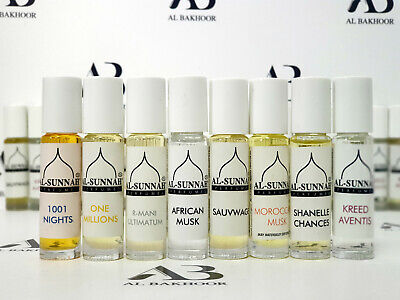 2* Al Sunnah Perfumes Official Stockist. High End Designer and Oriental Oils.