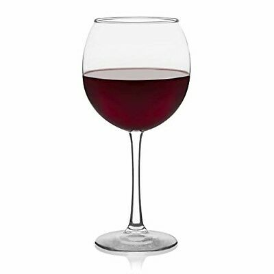 Libbey Vina Red Wine Gles Set Of 6