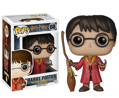 Figurine Funko POP Films Harry Potter Severus Rogue en vinyle