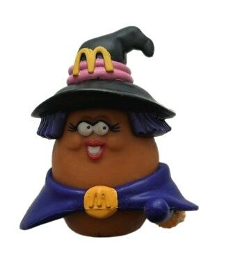 Witchie McNugget・Vintage 1993 McNugget Buddies Costume・McDonald Happy Meal promo