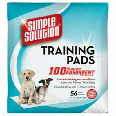 Simple Solution Puppy Training Pads  56pads 90630