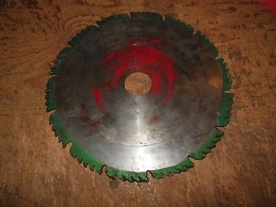 "13 3/4"" Circular Saw Blade Combination 2"" BORE, Sharpened and Protected"