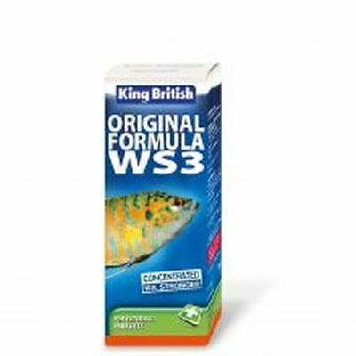 King British Original Formula WS3 White Spot 50ml 17898