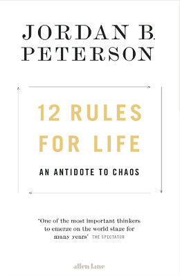 12 Rules for Life: An Antidote to Chaos by B.Peterson [Audiobook/ EB00K], No CD