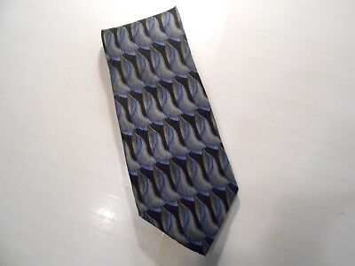 Silk Necktie, Cocktail Collection, Gin & Tonic, By Stonehenge  (Made In Usa)