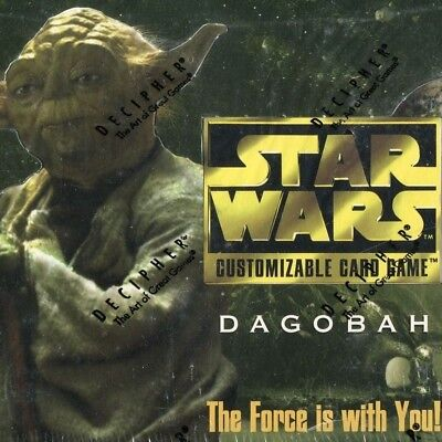 Rare Singles [choose card & condition] DAGOBAH LIMITED BB star wars ccg swccg