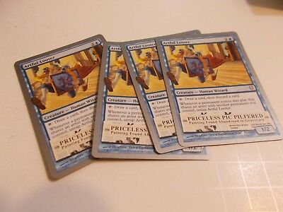 Bursting Beebles FOIL Unhinged NM Blue Common MAGIC GATHERING CARD ABUGames