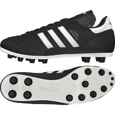 5912a7c665b8 Adidas Copa Mundial Soccer Cleats Firm Ground Football Shoes Black/White