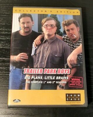 Trailer Park Boys- Seasons 1 and 2 - Collector's Edition