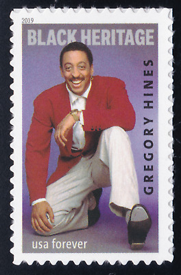 US Stamp #5348 / Gregory Hines-Black Heritage-2019 / Mint Never Hinged
