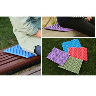 Waterproof Folding Seat Foam Pad Cushion Outdoor Foldable Beach Camping Sport