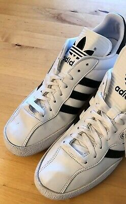 2c86107c7ab6c0 ADIDAS SAMBA SUPER Leather Upper Trainers Pumps Running Sneakers ...