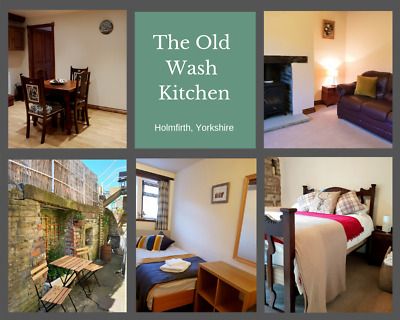 20% off! March 29th-1st 3 night break Holmfirth Yorkshire cottage for 4 £172