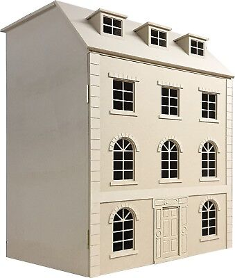 Ashwell Dolls house kit. Made by Barbaras Mouldings
