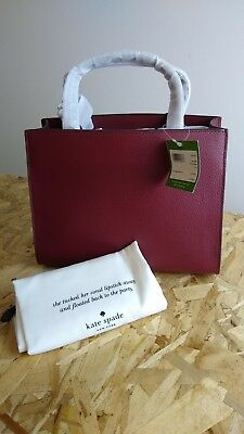 Kate Spade New York Thompson Street Sam Leather Shoulder Bag SIENNA