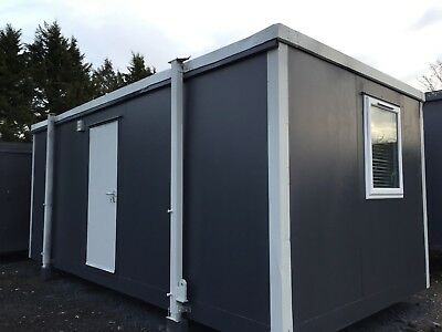 20x10ft Sleeper Unit / Two Rooms With Toilet&Shower / Cabin / Portable Building