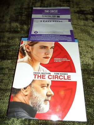 The Circle - Digital HD Code ONLY